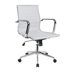 Office Chair Toronto Swivel Icon Rental For Home Staging By Stagers Source In Low White