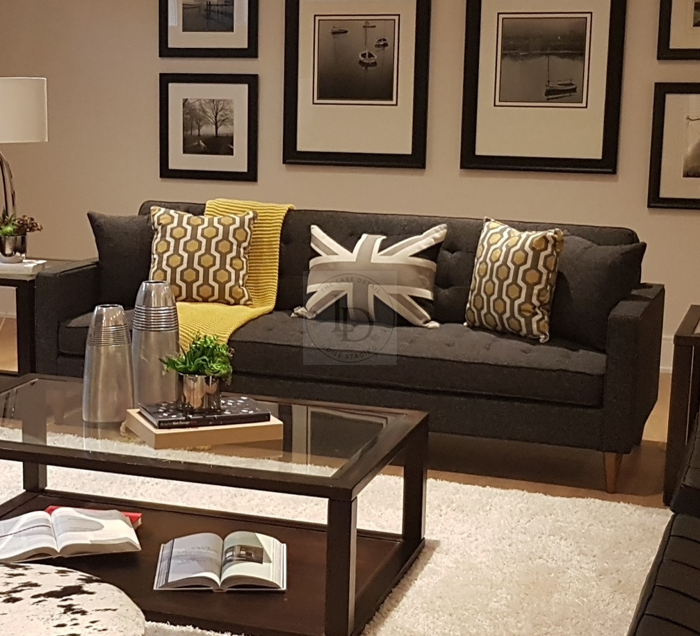 barcelona sectional sofa ottoman diy slipcover pattern set rental for home staging by luxury furniture in ...