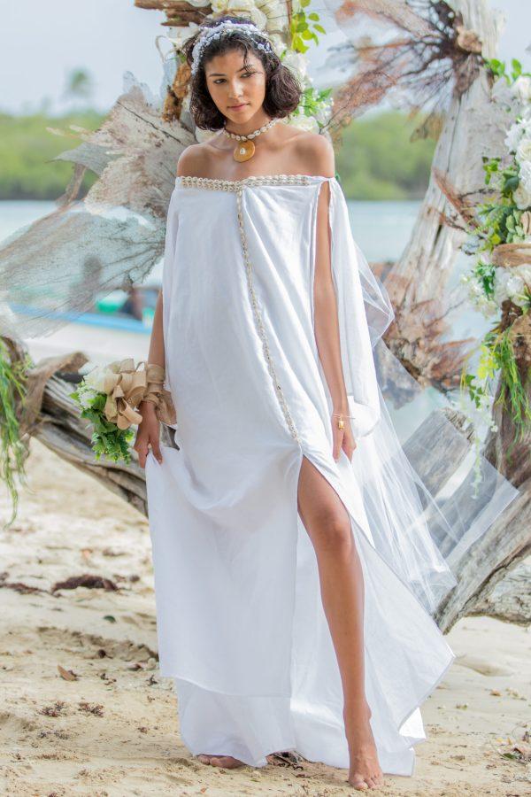 Bespoke Bridal Resort Wear by Dayle Angus