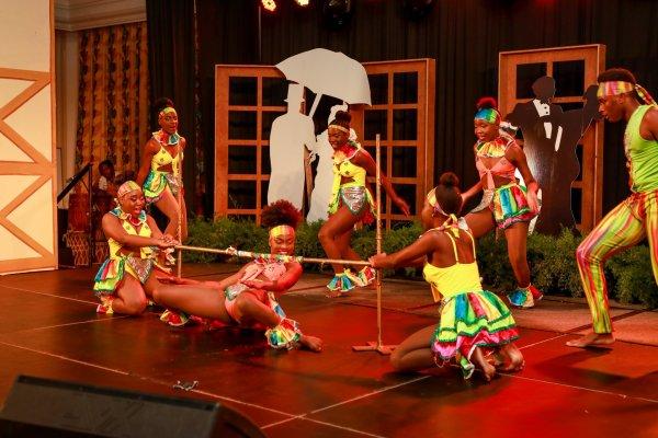 Limbo Dance by Zante' Dancers