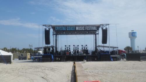 Crystal coast Music Fest