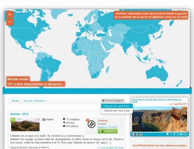 carte bobliothèque e-tins