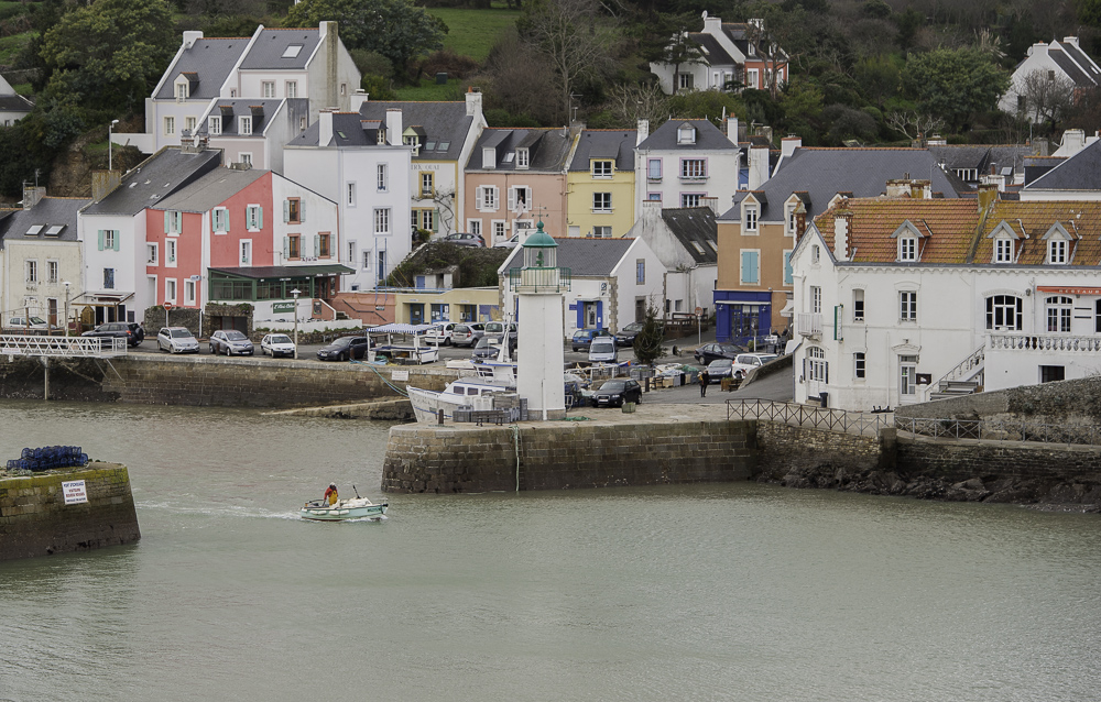 Port de Sauzon