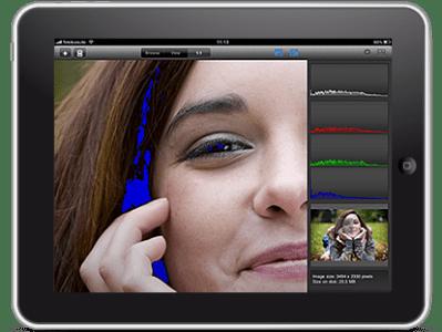 Lightloupe contrôle image