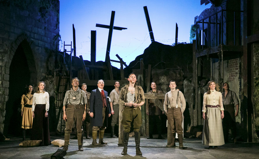 BIRDSONG at the Everyman, Cheltenham
