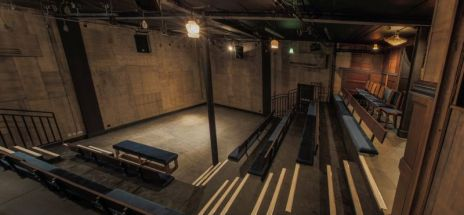 The new Wardrobe Theatre (photo by Paul Blakemore)