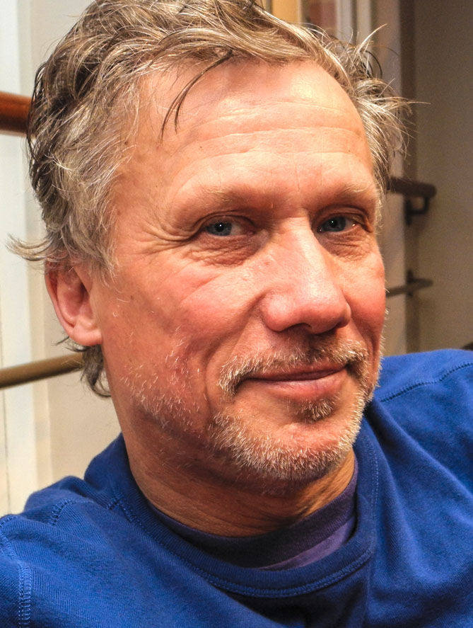 Peter Duncan talks about BIRDSONG