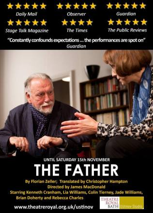 THE FATHER advert