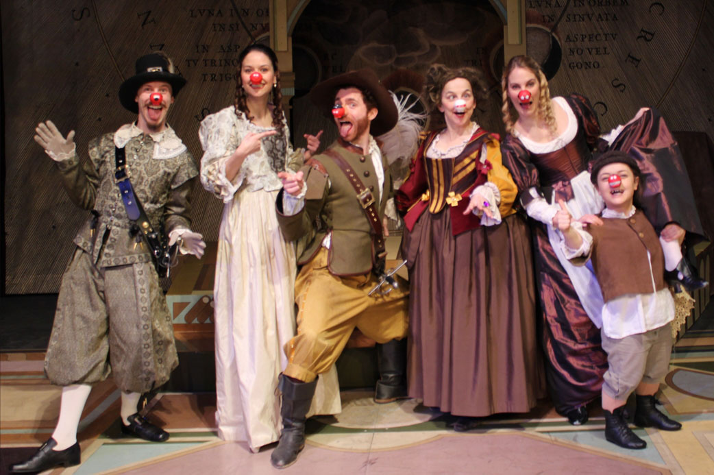 Northern Broadsides' CYRANO at Oxford Playhouse