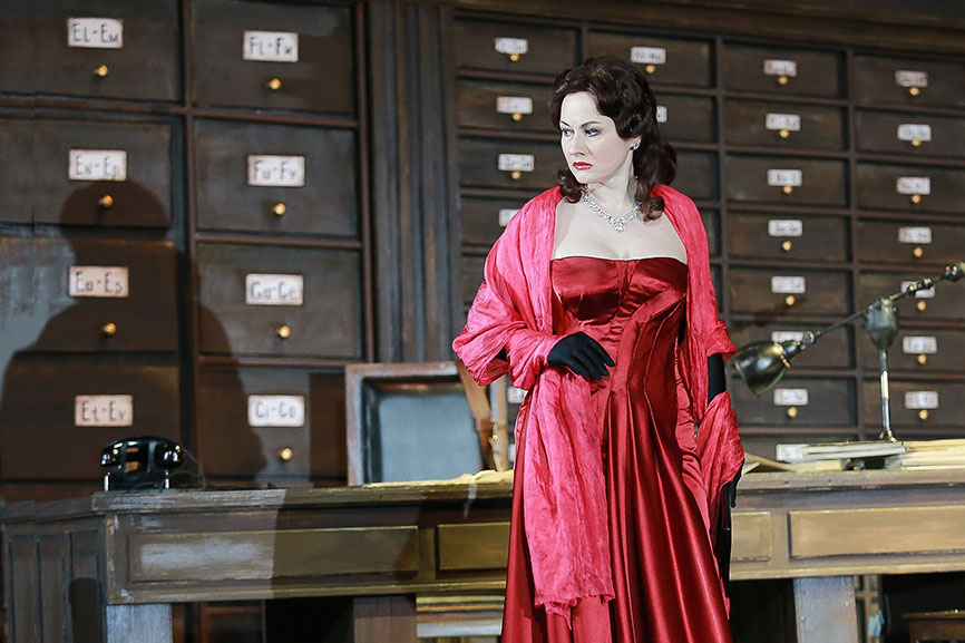 TOSCA and MADAME BUTTERFLY at the Everyman in Cheltenham