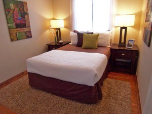 Master Bedroom (Bed View)