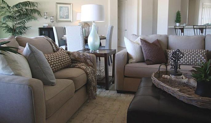 living room staging benefits
