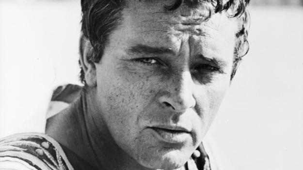 1962:  Welsh actor Richard Burton (1925 - 1984) in Joseph L Mankiewicz's film 'Cleopatra'.  (Photo by Keystone/Getty Images)