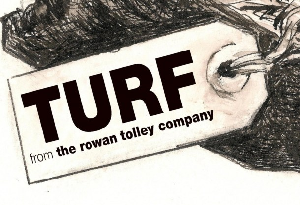 Rowan Tolley - Turf - Galway Theatre Festival