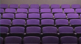 Stageworks Theater - Purple Seats