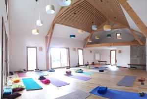 stage approfondissement yoga mer et montagne