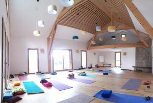 stage approfondissement yoga mer et montagne
