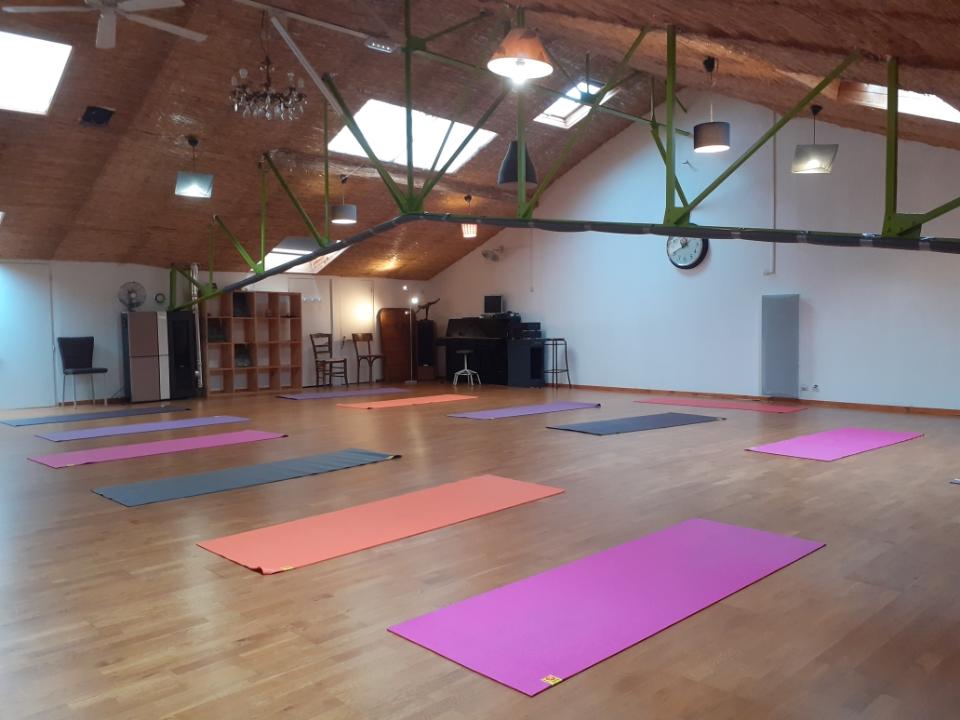 cours hatha yoga Nantes