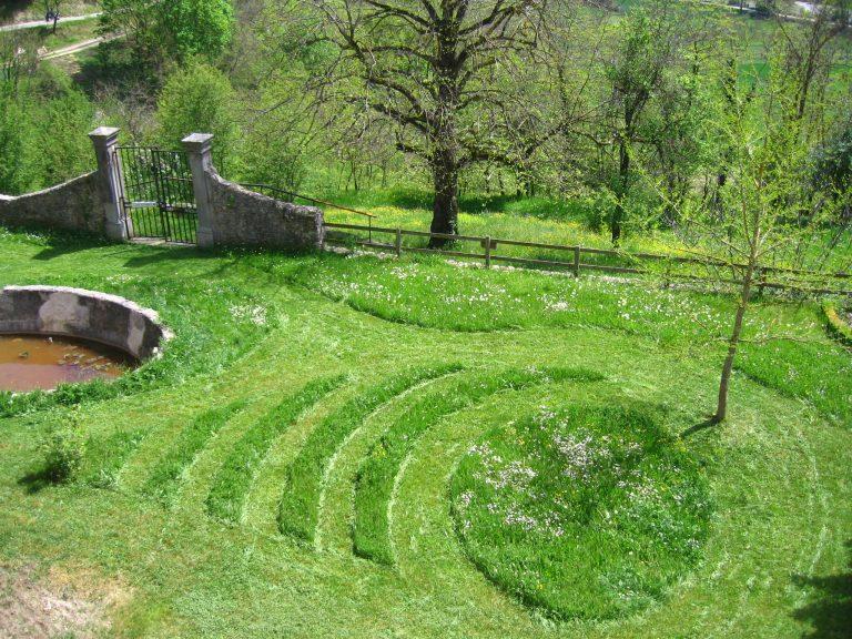 jardin botanique monastère saint croix