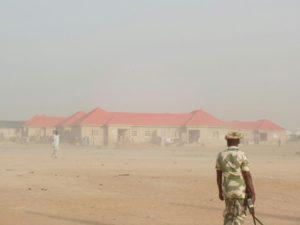 Maiduguri Borno State in northeast Nigeria