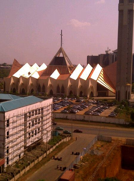 National Cathedral, Abuja, Nigeria