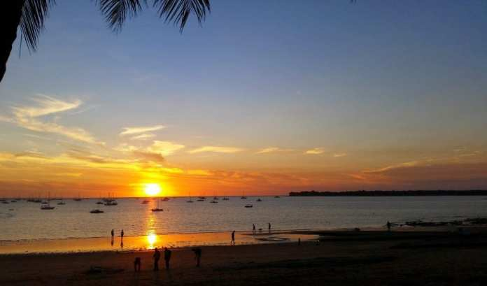 When is the best time to visit Darwin