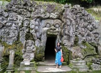 Goa Gajah - the Elephant Cave