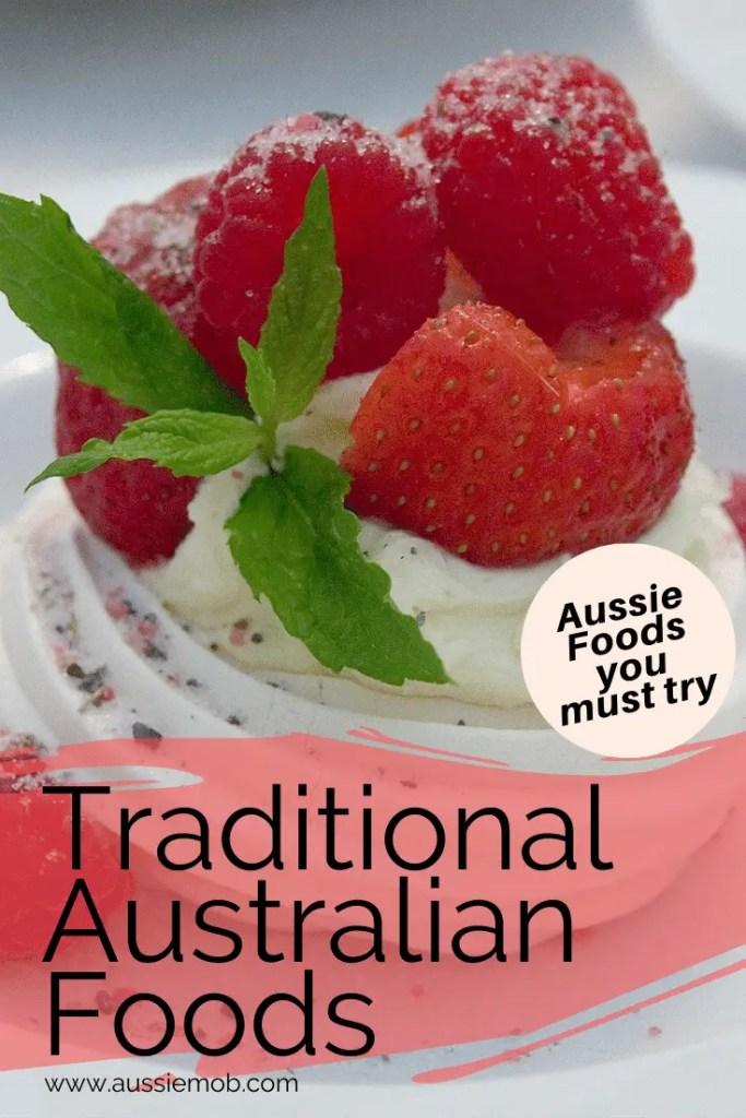 Traditional Australian Foods