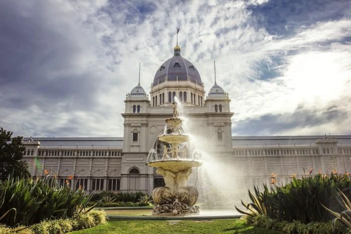 Royal Exhibition Building Melbourne