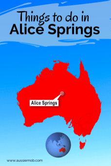 things to do in Alice Springs
