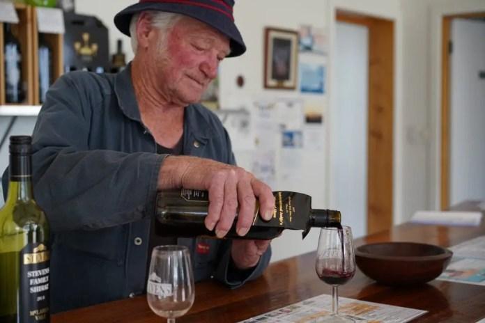Graham Stevens Winery