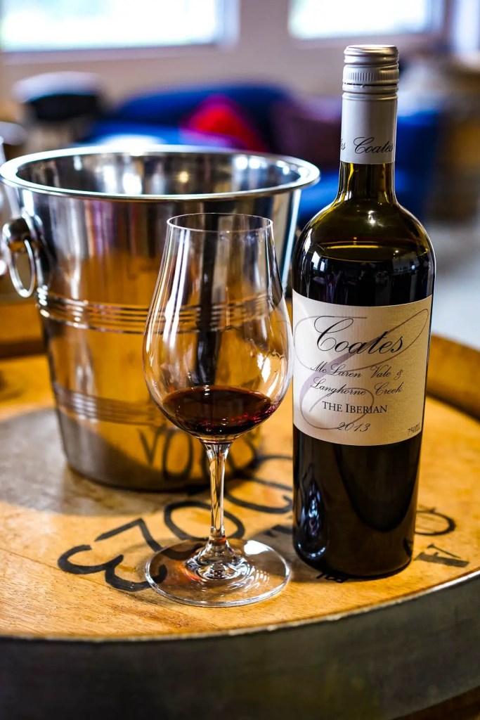 Coates Winery McLaren Vale