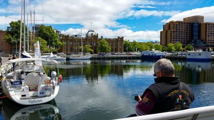 Constitution Dock Hobart Tasmania