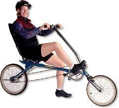 Recliner Bike