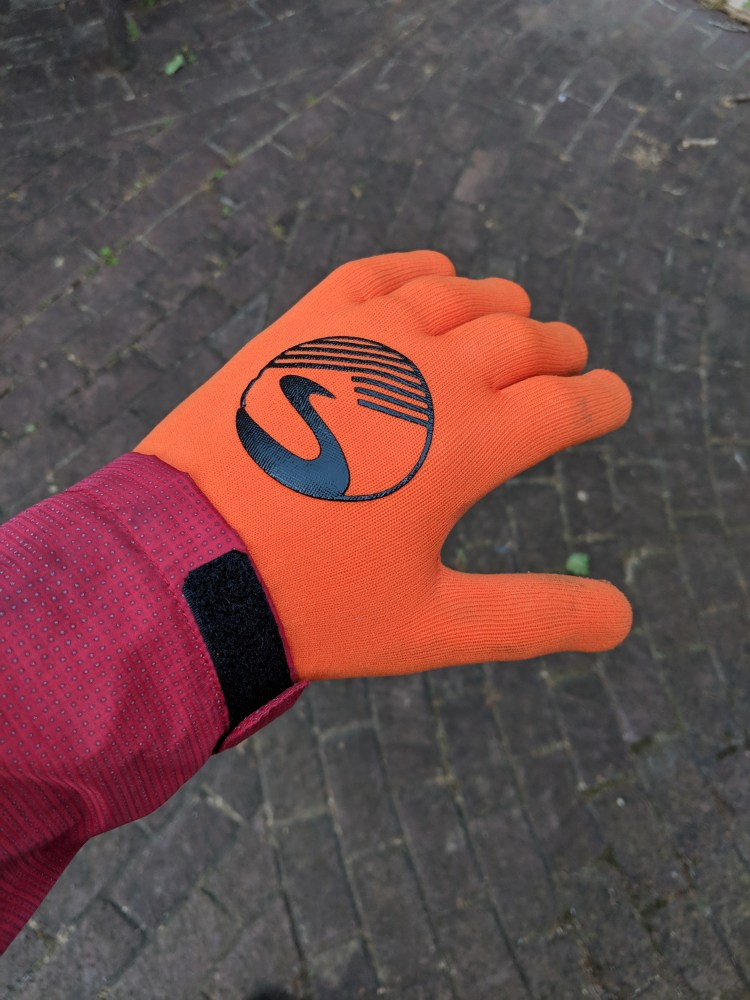 Showers Pass Crosspoint Gloves Review Glove in Sleeves