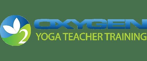 oxygen yoga teacher training logo