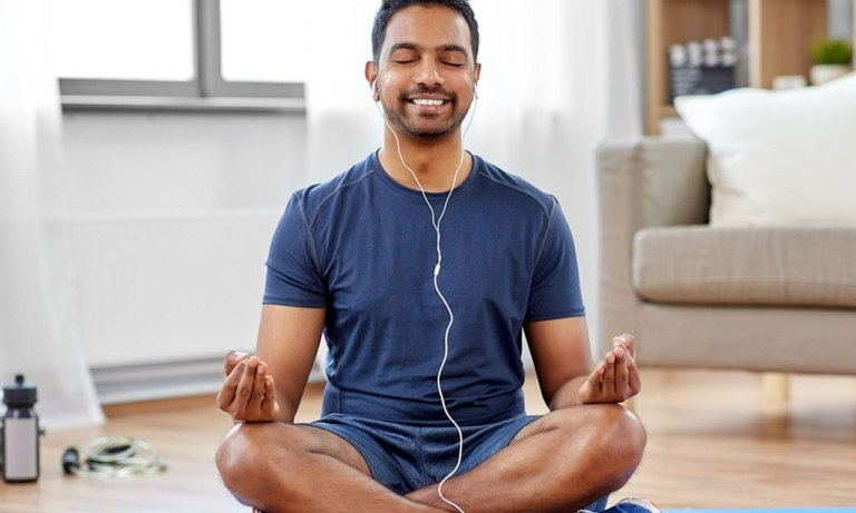 Meditation to Support Fitness