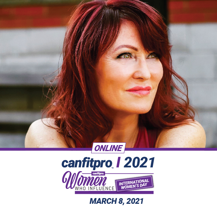 canfitpro events 2021   Women Who Influence