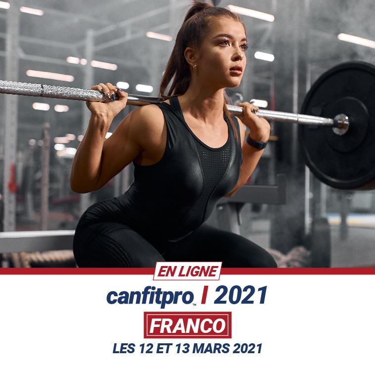 canfitpro events 2021   Franco