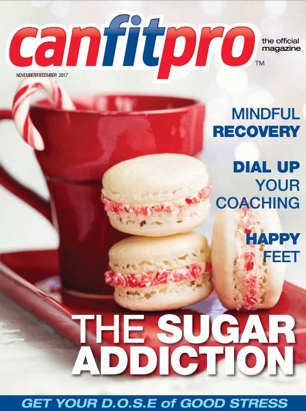 canfitpro Magazine | Nov/Dec 2017 cover
