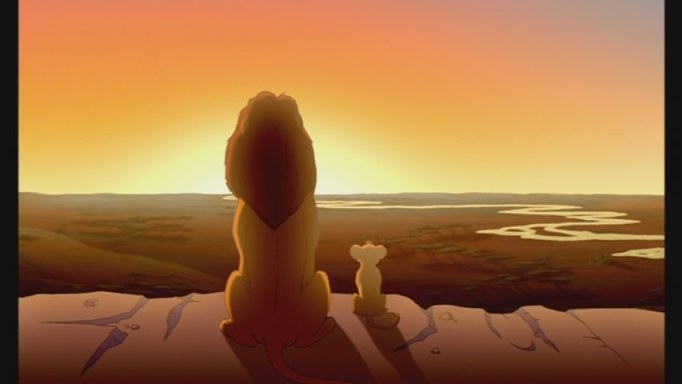 Everything the light touches.....