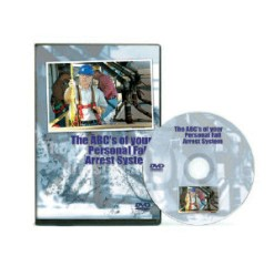 ABCs of Fall Protection case and DVD