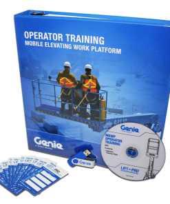 Genie MEWP Training Kit