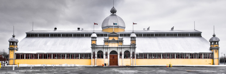 Aberdeen Pavilion – Lansdowne Park