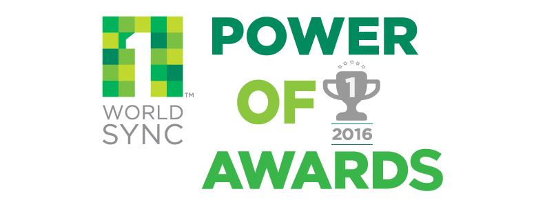1WorldSync Power of 1 Awards 2016