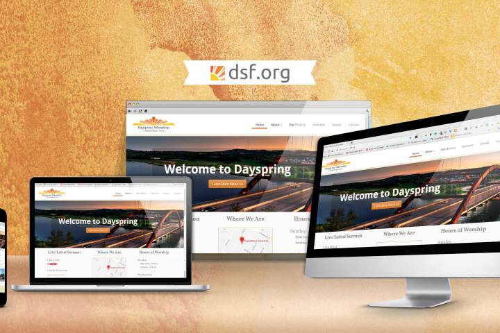 Dayspring Fellowship Website