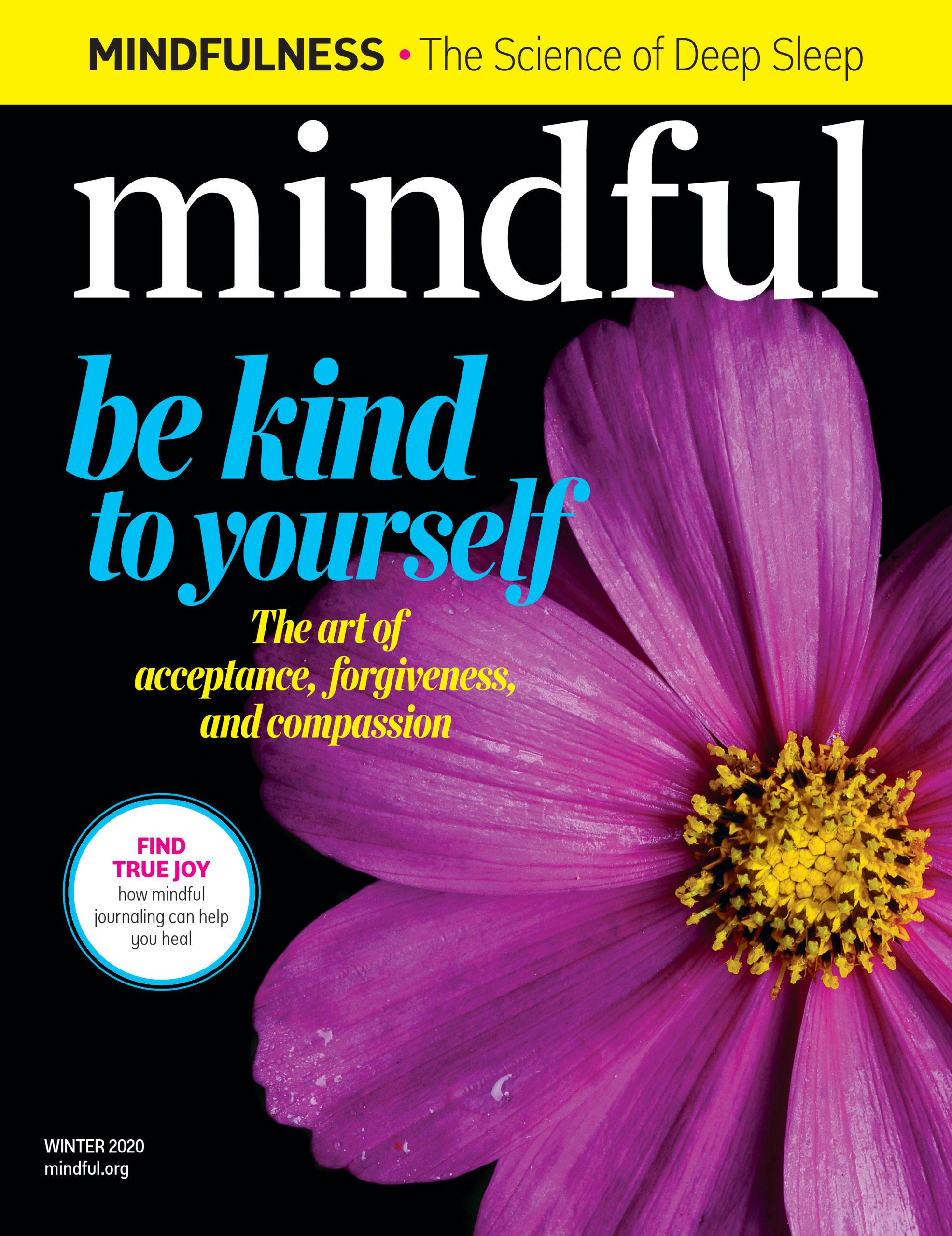 Mindful Magazine —Mindfulness and the Science of Deep Sleep