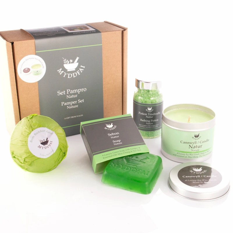 pamper plus Natur / Nature from Myddfaii