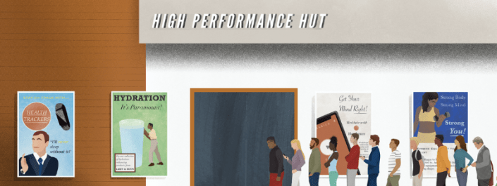 High Performance Lifestyle is here to stay
