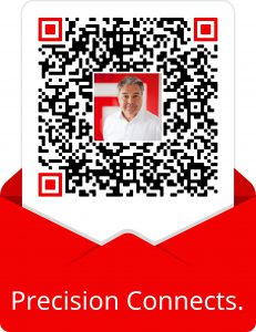 Dynamic QR code linking to a tutorial on how to place a campaign on Connects using QR Codes